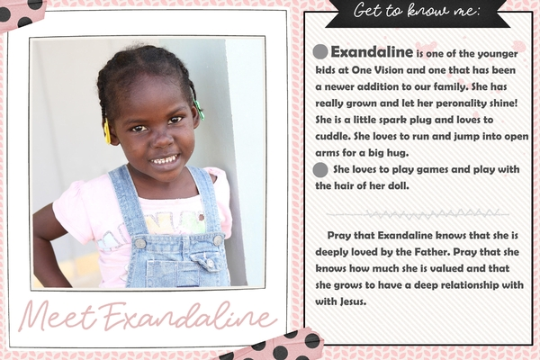 Meet Exandaline